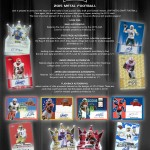 2015 Leaf Metal Draft Football preview