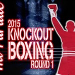 Dave & Adam's rings the bell for 2015 Hit Parade Knockout Boxing Round One