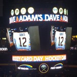 "Dave & Adam's ""Hockey Card Day"" with the Buffalo Sabres"