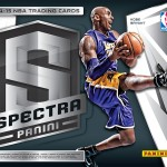 2014-15 Panini Spectra Basketball preview