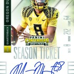 Panini prepares first two College-themed football releases