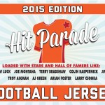 Dave & Adam's pulls the wraps off first Hit Parade Autographed Jersey product