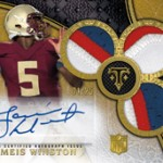 2015 Topps Triple Threads Football preview
