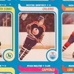 Dave & Adam's Buying Team Stories: Uncut 1979 Topps Hockey proof sheet