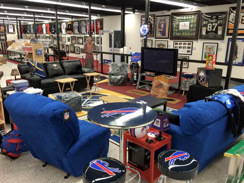 Man Cave Store Website : On assignment at the dave adam superstore