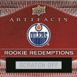 Upper Deck reveals first players on redemption checklist for 15-16 Artifacts