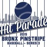 2015 Hit Parade Baseball Series 3: Bronx Pinstripe Edition preview