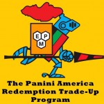 Panini announces return of Live Redemption Trade-Up Program.