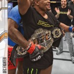 2015 Topps UFC Chronicles preview