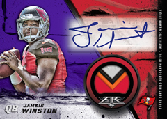 3001_RK_AUTO_PATCH 2015 Topps Fire Football preview 2015 Topps Fire Football preview 3001 RK AUTO PATCH