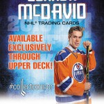 Upper Deck announces Connor McDavid redemption contest for 2015-16 O-Pee-Chee Hockey
