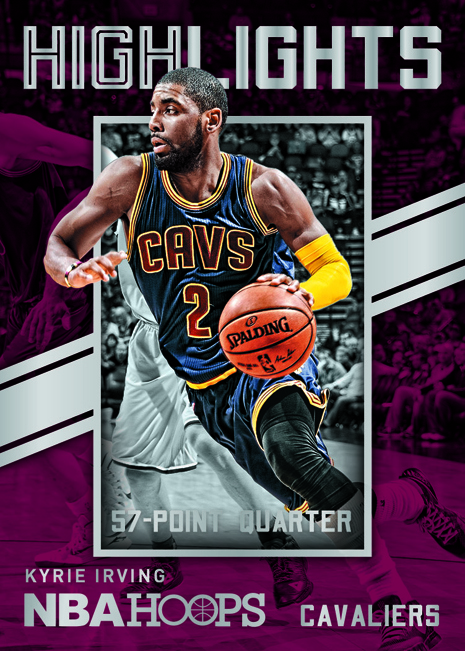 Hoops 2015-16 NBA Basketball Card Hobby Pack