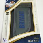 2015 Immaculate Baseball stepping to the plate with big hits