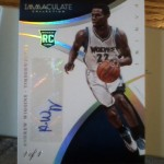 #DACWPulls: Wiggins 1 of 1 from Immaculate Baseball!?!?