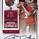 2015 Panini Contenders Football preview