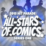 2015 Hit Parade All-Stars of Comics Edition preview