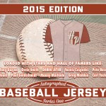 2015 Hit Parade Autographed Baseball Jersey Series 1 preview