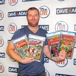 Dave & Adam's comic buyers' Big Apple shopping spree