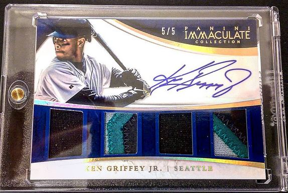griffey 5of5