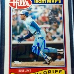 "Some ""curve balls"" found in Topps Archives Signature Series"