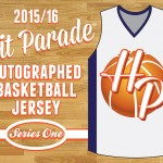 2015-16 Hit Parade Autographed Basketball Jersey Hobby Box Series 1 preview