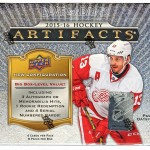 Upper Deck releases complete checklist of redemptions for 15-16 Artifacts Hockey