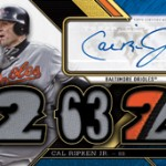 2016 Topps Triple Threads Baseball preview