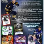 2015-16 Leaf Metal Hockey preview