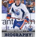 Dave & Adam's offering Upper Deck Connor McDavid/Wayne Gretzky Biography of a Season Sets