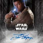 Topps Star Wars: The Force Awakens Chrome preview