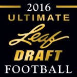 2016 Leaf Ultimate Draft Football preview