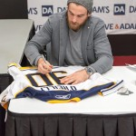 Dave & Adam's signs Sabres All-Star Ryan O'Reilly to exclusive autograph agreement