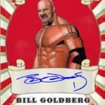 2016 Leaf Signature Series Wrestling preview