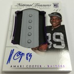Phenomenal rookie hits from 2015 National Treasures Football