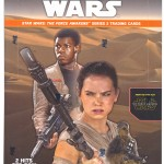 Short printed base cards in Topps Star Wars: The Force Awakens Series 2 provide a challenge for set collectors