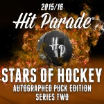 2015-16 Hit Parade Stars of Hockey Autographed Hockey Puck Edition – Series 2 Preview