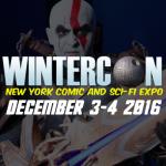 Dave & Adam's at WinterCon NY Comic & Sci-Fi Expo