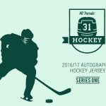 New Hit Parade Release: 2016/17 Autographed Hockey Jersey Series 1