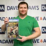 Amazing Fantasy #15 Swings into Dave & Adam's