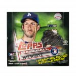 Silver Pack Promotion Returns to the Hobby for 2017 Topps Baseball Series 2