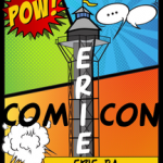 Dave & Adam's Comic Team will be at Baltimore Comic Con + Erie Comic Con this weekend!
