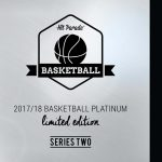 2017/18 Hit Parade Basketball Platinum LE out now!