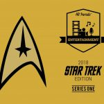 2018 Hit Parade Star Trek Series One out May 11th!