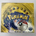 Dave & Adam's Gaming – Check out the unopened sealed Pokemon 1st Edition boxes we just got in!