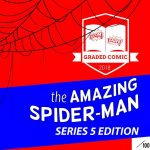 Everyone's favorite 'wall-crawler' – The Amazing Spider-Man is back for Series 5 of Hit Parade's Graded Comic Edition!