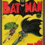 Holy Grail Batman it's Batman #1!