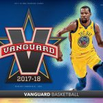 The Vanguard brand is back on the court this Labor Day courtesy of Panini!