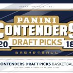 2018/19 Panini Contenders Draft Picks Basketball set to tip off next month!