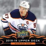 2018/19 Upper Deck Series One Hockey available for preorder, releases November!