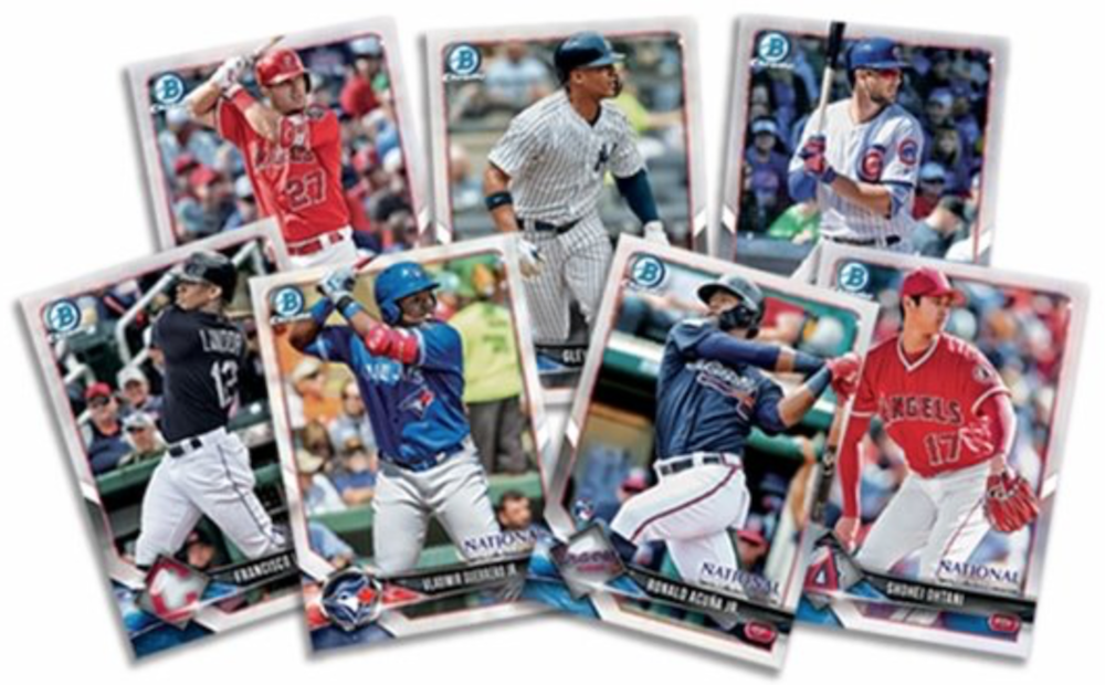 Topps Wrapper Redemption Program For The 2018 National Dave